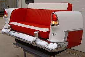 repurpose classic cars into cool furniture 5 i91 cool