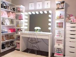 vanity table decor unique 23 diy makeup room ideas organizer storage and decorating