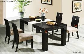 dining room table and chair sets uk latest dining room sets uk inspiration of black modern