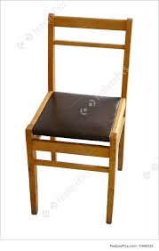 Old Wooden Chair Picture