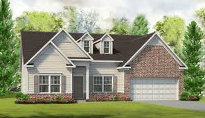 The Avery Home Plan by Smith Douglas Homes in Winston Pointe South