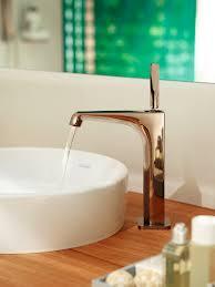 hansgrohe bathroom accessories. Axor_Citterio_E_Washbasin Mixer_Rose_ Gold Hansgrohe Bathroom Accessories
