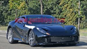 The superfast is in essence a widely and significantly updated version of the f12. Ferrari 812 Superfast Variant Spied Packing Even More Performance Autoblog