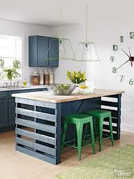 diy kitchen. how to build a kitchen island from wood shipping pallets diy pinterest