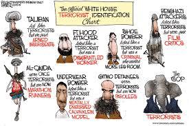 Doug Ross Journal The Official White House Terrorist