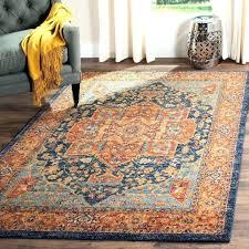 orange area rug throw rugs blue orange area rug rugs orange area rug 5x8 area