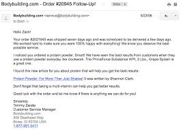 email followup 29 inspiring examples of behaviorally targeted emails