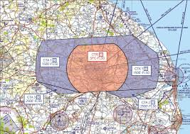 Norwich Controlled Airspace Downsized After Caa Review