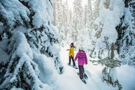 Snowshoeing & Tours | SilverStar Mountain Resort