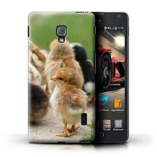 STUFF4 Fall/Cover für LG Optimus F6 ...