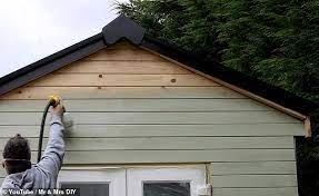 the best colours to paint a shed as