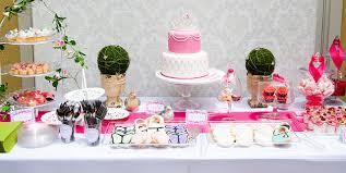 Karas Party Ideas Girls 5th Birthday Princess Tea Party Karas