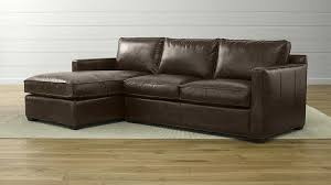 2 piece leather sectional reviews crate and barrel throughout sofas design sofa small thro crate and barrel 2 delightful sectional