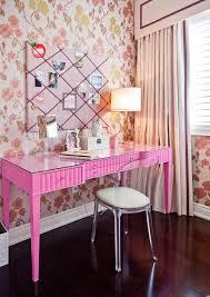 pink home office design idea. Brilliant Office Spaces Inside Pink Home Office Design Idea R
