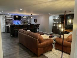 cost of finishing michigan basements