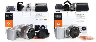 Sony Nex Comparison Chart Nex 3 5 Review