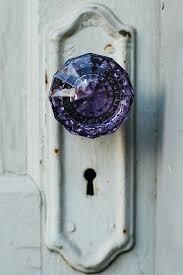 glass door knobs on doors. Antique Glass Door Knob Original Photo By On Entryway Knobs Doors