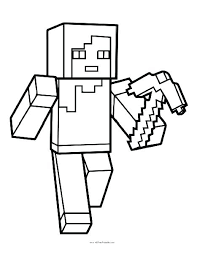 Lego Zombie Coloring Pages Zombie Coloring Page Zombie Printable