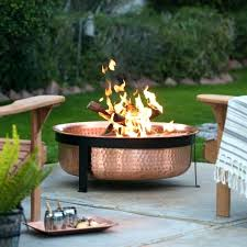 wood burning fire pit table outdoor tables s real flamer