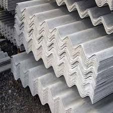 asbestos cemented roofing sheets
