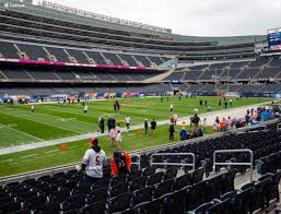 Soldier Field Section 143 Seat Views Seatgeek