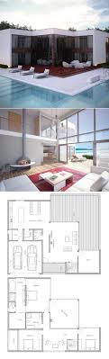 Modern House Bedroom 17 Best Ideas About Modern House Plans On Pinterest Modern House