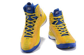 under armour basketball shoes stephen curry 2017. cheap sale under armour men\u0027s stephen curry 2 mid basketball shoes yellow/royal buy online 2017 c