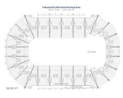 Resch Center Seating Chart With Seat Numbers 38 Actual Bulls Seats View
