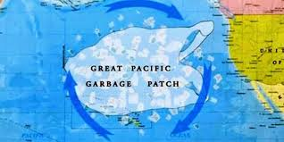 Risultati immagini per isola di plastica pacifico