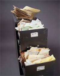 messy file cabinet. Overfilled File Cabinet Stock Photo - Premium Royalty-Free, Code: 680-02430107 Messy I