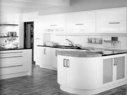 Charming The Best And Modern White Kitchen  Modern White Kitchen - White modern kitchen