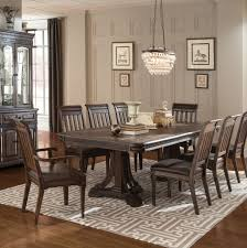 dining table set with leaf. Magnificent Ideas Dining Table Set With Leaf Well-Suited Coaster 105731 Carlsbad 9 Pcs Extension