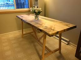 build dining room table. Building My Live Edge Dining Room Table. Build Table I