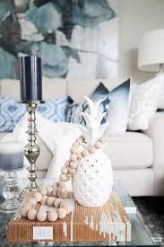 decorating with indigo blue black and