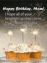 Birthday Cake Cards For Mother Birthday Greeting Cards By Davia