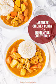 anese en curry with homemade
