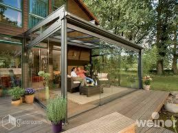 glassroom on decking