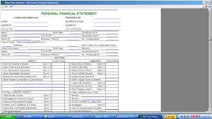 Financial Statement Software Free 13 Financial Statement Software Financial Statement Form