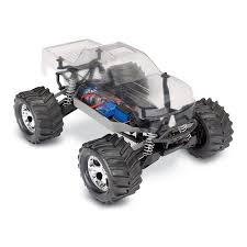 Traxxas 67014 4 1 10 Scale 4wd Electric Stampede 4x4 Monster Truck Kit