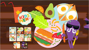 Kids Menu Template 27 Free Psd Eps Documents Download