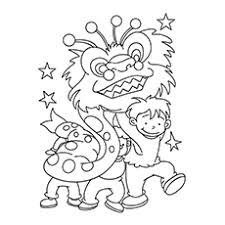 Small Picture Top 25 New Year Coloring Pages For Toddlers