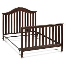 Bivona & Company Full Size Metal Bed Frame with Headboard ...