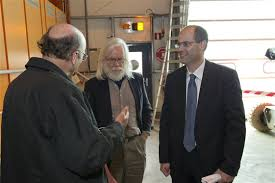 25th January 2011-Chief Scientist-Ministry of Industry,Trade and Labor-Mr Avi  Hasson-Israel visiting the ATLAS Experiment at CERN - CERN Document Server
