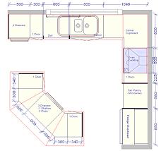 ... Kitchen Floor Plans With Islands 0 ...