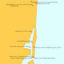 Golden Beach Icww Florida Tide Chart