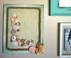diy sand and seashell monogram beach wall decor diy decor crafts diy beach decor