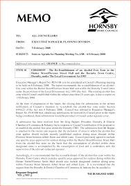Interoffice Memo Report Assignment Sample Business Memos Sample