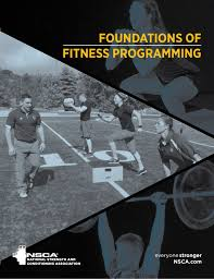 Nsca Body Fat Percentage Charts Foundations Of Fitness Programming
