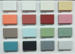 rustoleum paint color chartInterior Paint  Tim Lodge ARRO