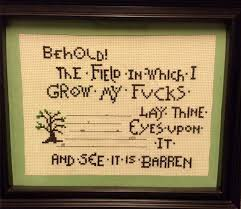 badass cross stitch patterns